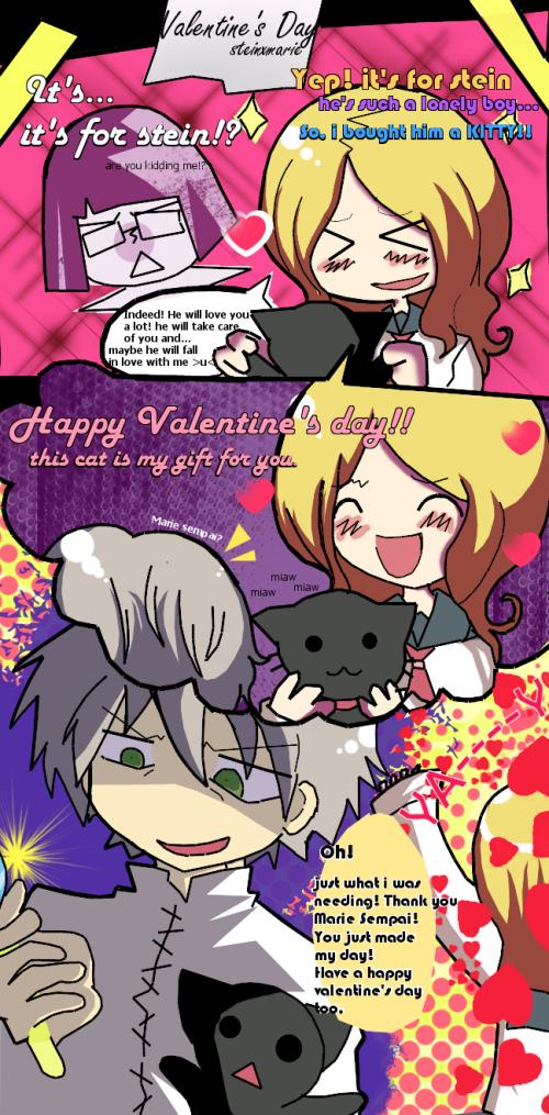 Valentine Day01 -SteinMarie by VaneSibyl