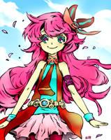 Miwa girl by buta0309