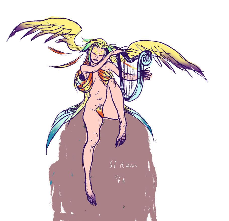 Siren from VIII by buta0309