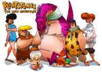 Flintstone: The New Adventure