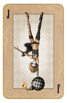 Alacrity Harlequin Card