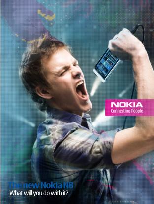 Nokia N8 by roufa