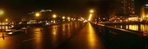 cairo night by roufa