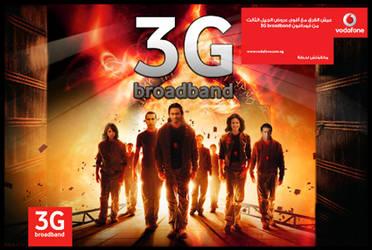 3G broadband by roufa