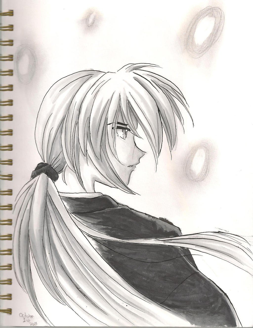 Kenshin by Ashirogi28