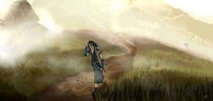 Lonely Stranger by Ashirogi28