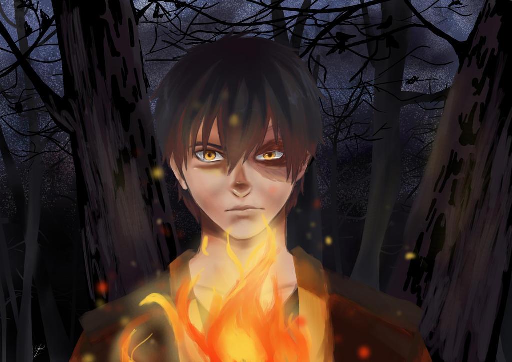 FireLord by Ashirogi28