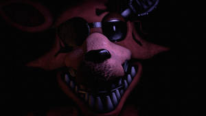 Withered Foxy Rare Screen