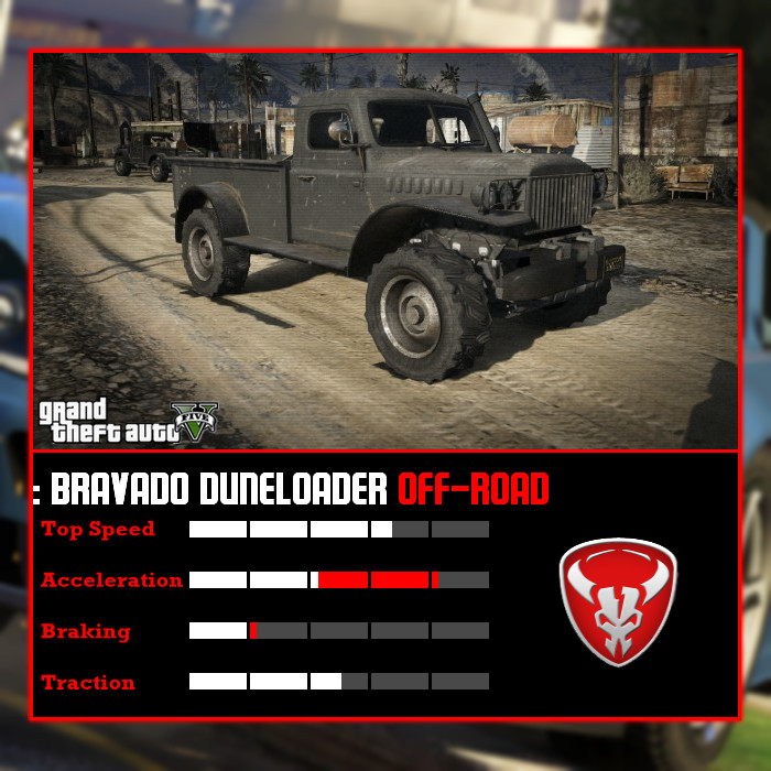 Bravado Duneloader GTA V by juniorbunny on DeviantArt