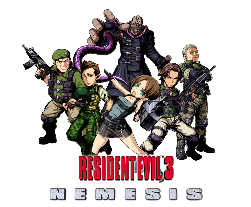 (Game Pc)(window)(Standalone) Resident Evil 3 nemesis ...