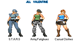 Jill Valentine costumes Resident Evil Rebirth. by juniorbunny