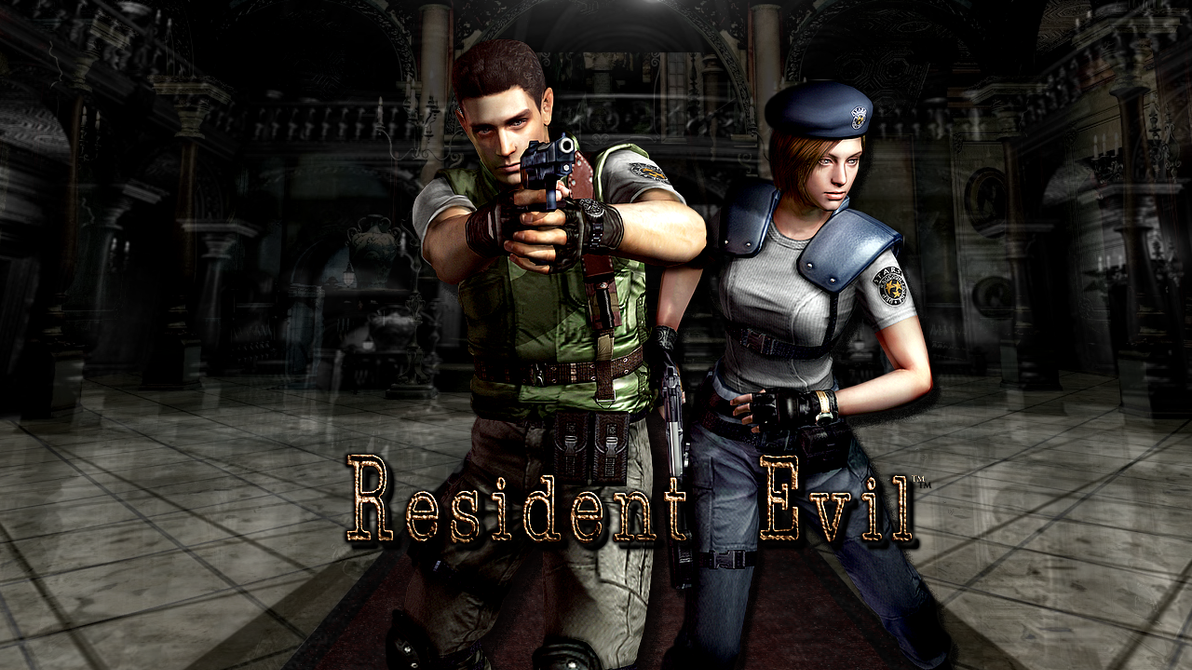 Resident Evil HD Wallpaper By Juniorbunny On DeviantArt