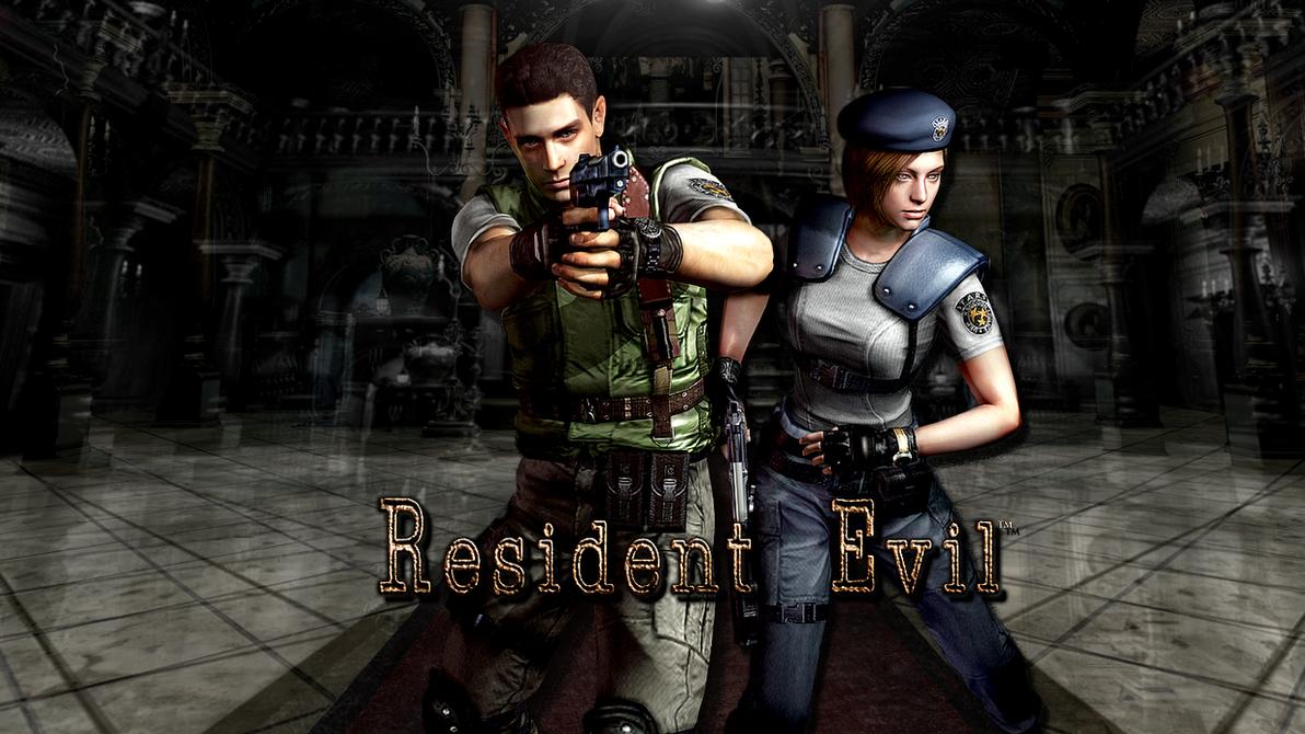 Hd wallpaper resident evil - Resident Evil Hd Wallpaper By Juniorbunny