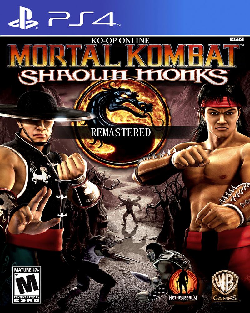 Good Mechanics Near Me >> Lttp: Mortal Kombat Shaolin Monks - Greatest coop story fighter game of all time | NeoGAF