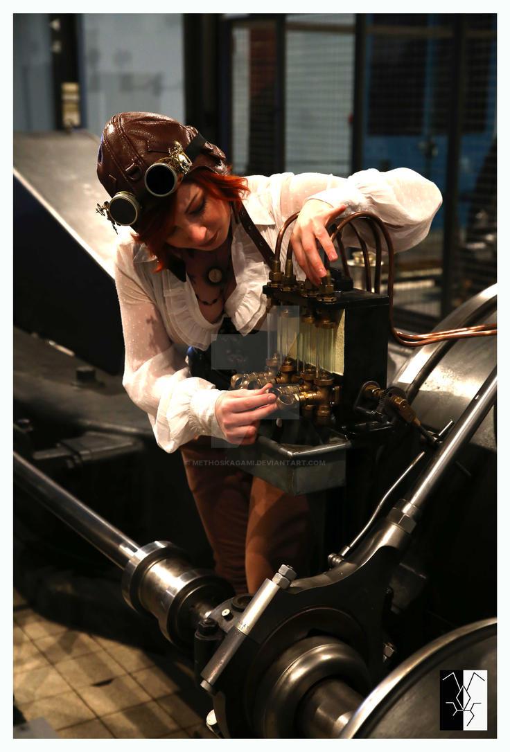 sortie steampunk 09 by MethosKagami