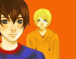 orangeee by princekorin