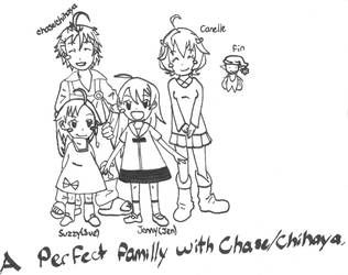 chase and him familly by helma1196