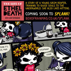 The Life of Ethel Death by CatByrne