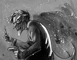 Noir Joker by IronMaiden720