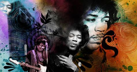 jimmy Hendrix by StoOF4ni