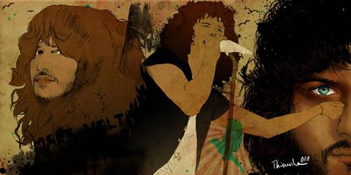 Cedrix Zavala Mars Volta by StoOF4ni