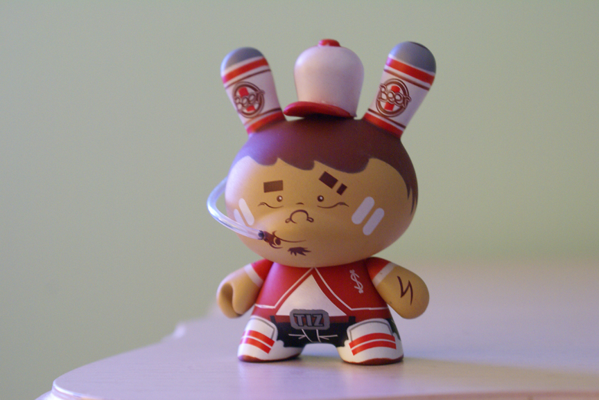 Tizieu Dunny by MonsterBrandCrafts