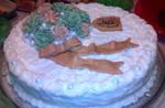Bridal Cake by InkArtWriter
