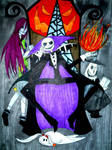 The Ruler of Halloween Town