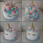 My First Unicorn Cake