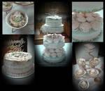 Cinnamon Roll Wedding by InkArtWriter