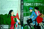 My DVD Cover: From Up on Poppy Hill by InkArtWriter
