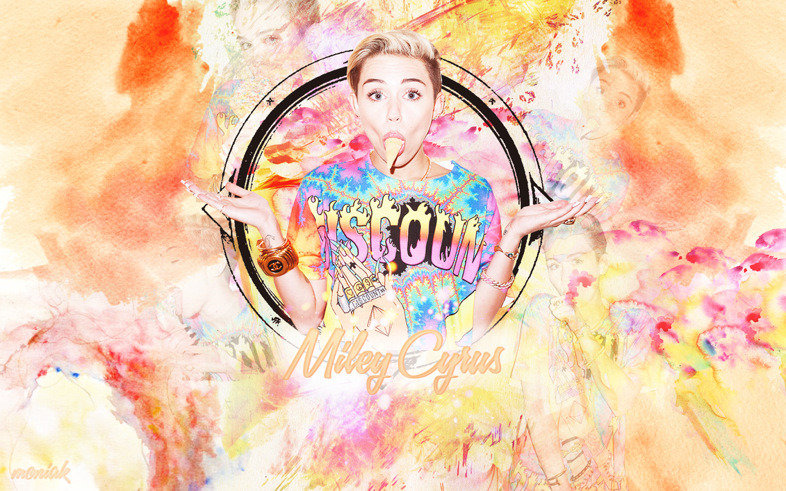 Miley Cyrus Wallpaper #BANGERZ by rockgodx on DeviantArt