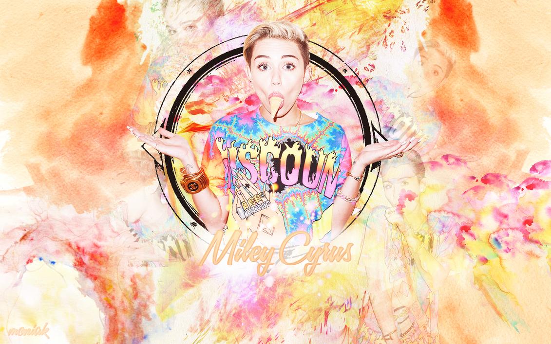 Miley Cyrus Wallpaper #BANGERZ by rockgodx on DeviantArt