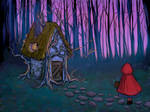 Little Red Riding Hood - Cottage Design