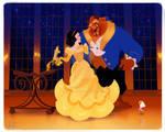Snow White in Belle's World