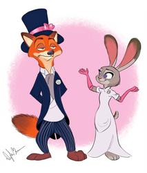 Zootopia - Easter Parade