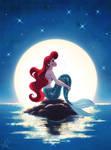 The Little Mermaid - Anniversary Piece