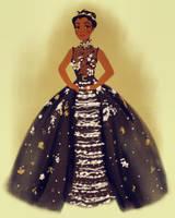 Janelle Monae at Oscars 2017 by DylanBonner