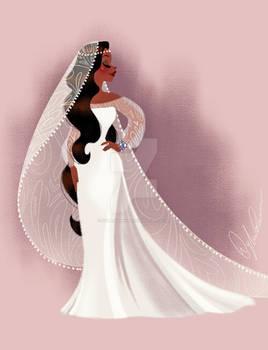 Beaded Bride