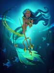 Warrior Mermaid
