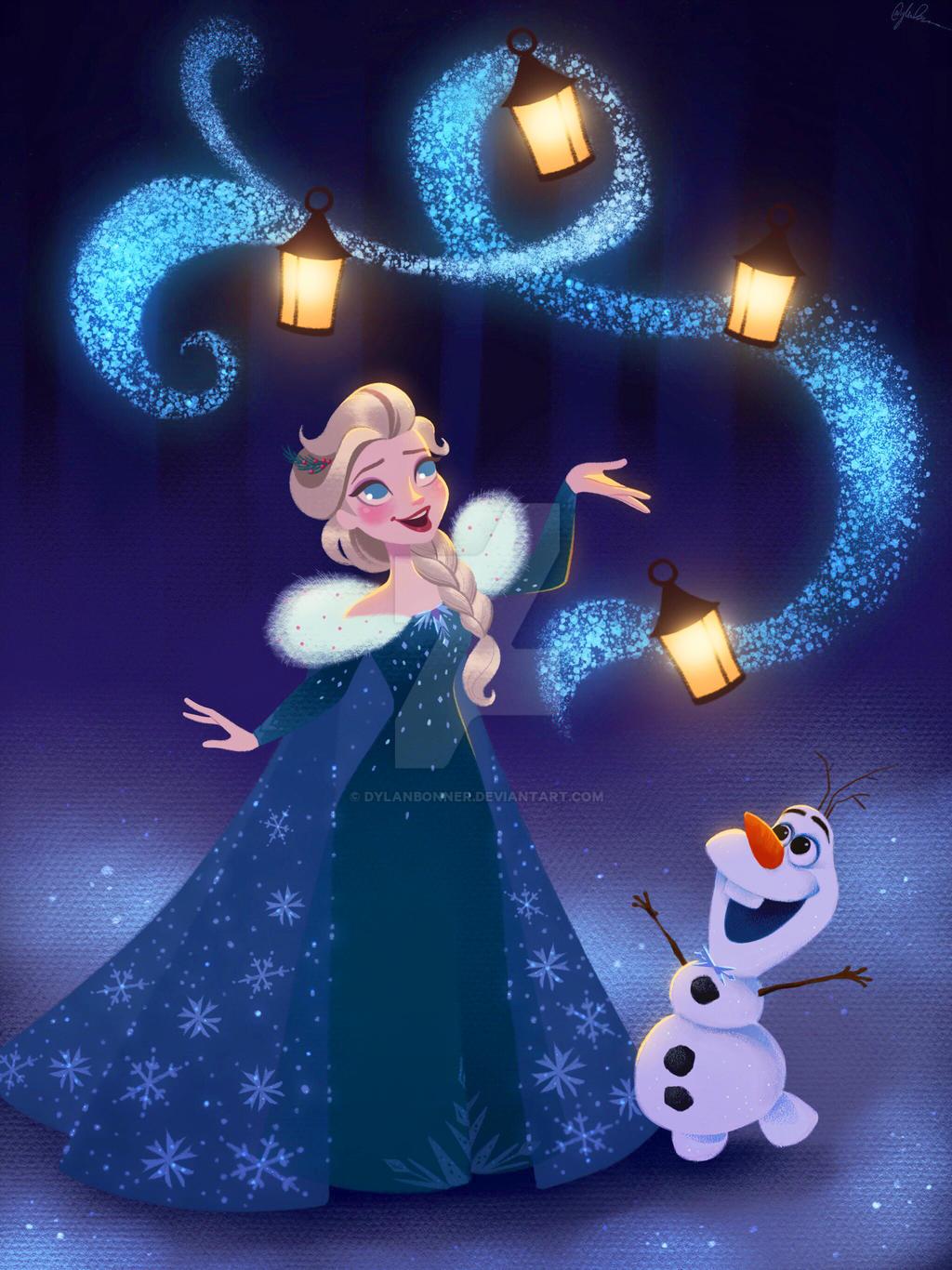 Olafs Frozen Adventure by DylanBonner on DeviantArt