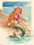 Classic Fairy Tale Mermaid