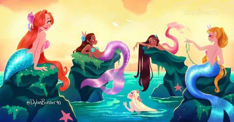 Mermaid Pod