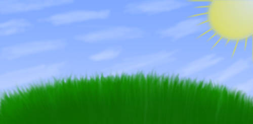 My First Painting by michaelsboost