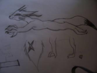 DragonKitsune by sheik-zelda