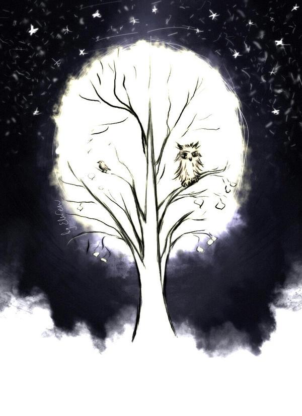 Winter Story by ElwenNoriel