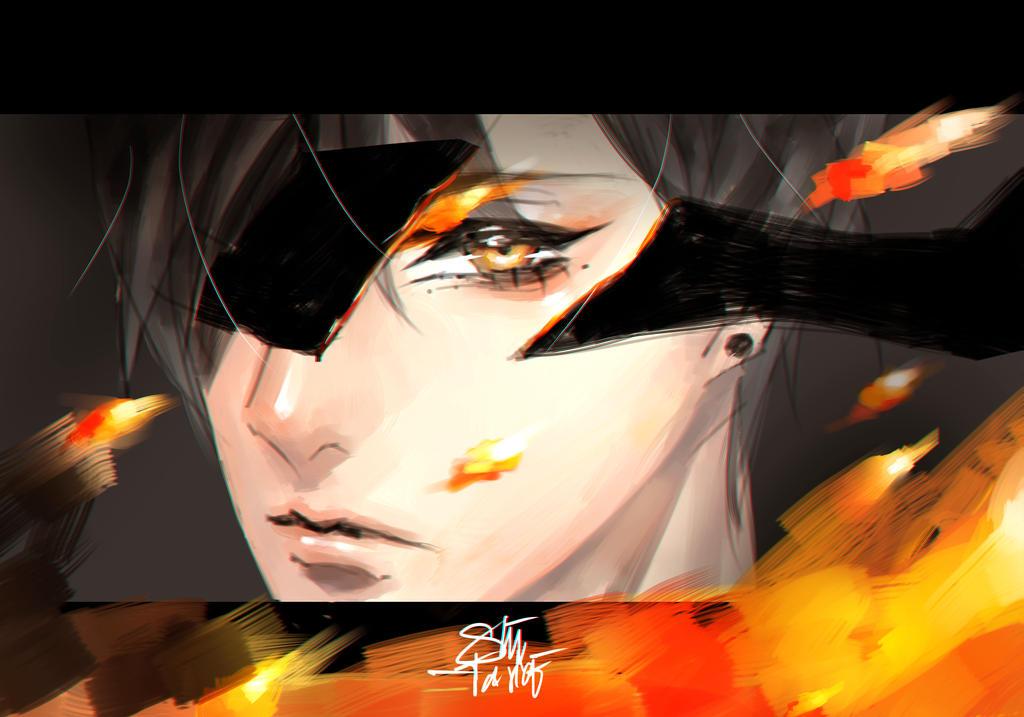 BNS - Fanart Soul Gunner by shiitariq