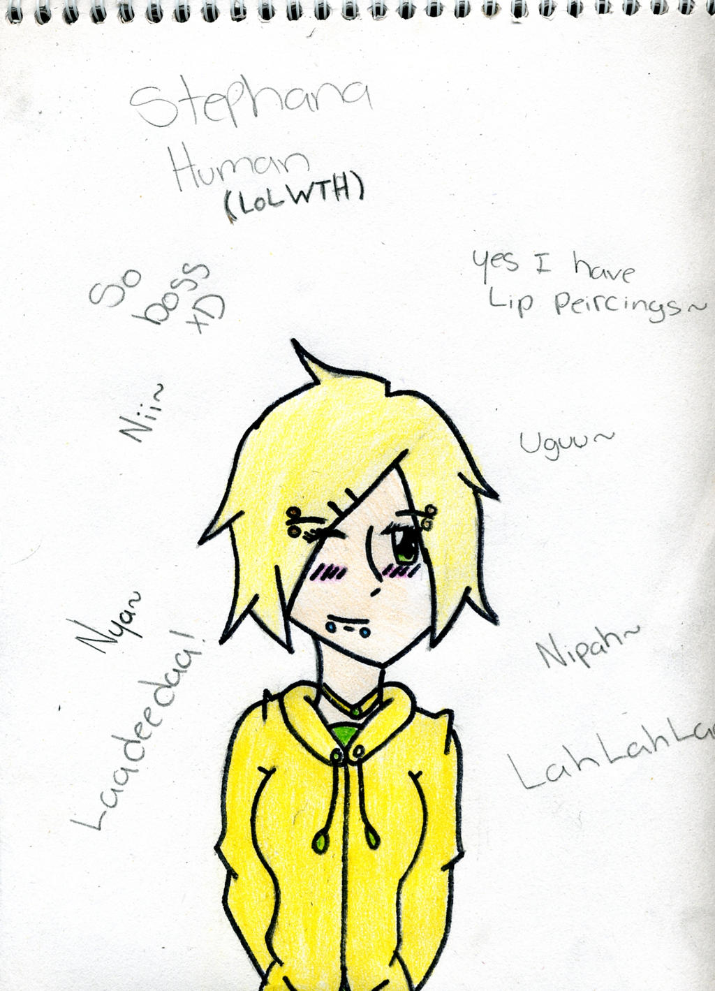 Human Me by Ask--Stephana