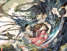 Dororo: He came back. by xinillus