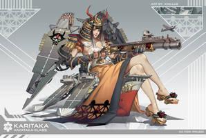 Battleship Girl Commission, Hayataka-class
